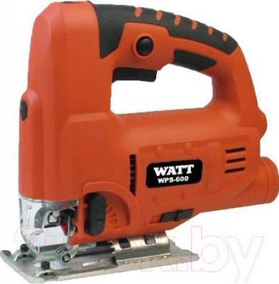Электролобзик Watt WPS-600 (3.600.065.00) - общий вид
