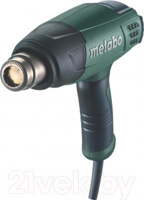 Профессиональный строительный фен Metabo H 20-600 (602060000) - общий вид