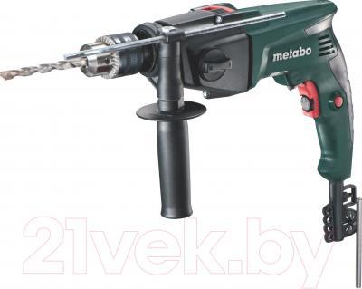 Профессиональная дрель Metabo SBE 760 (600841500) - общий вид