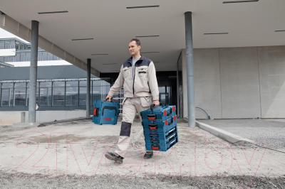 Кейс для инструментов Bosch 136 (1.600.A00.1RR) - в работе