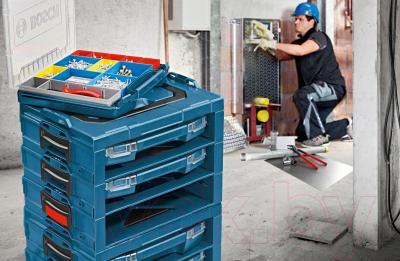 Кейс для инструментов Bosch 53 (1.600.A00.1RV) - в работе