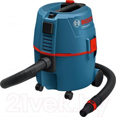 Пылесос Bosch GAS 20 L SFC (0.601.97B.000) - общий вид