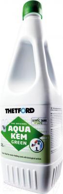 Жидкость для биотуалета Thetford Aqua Kem (1.5л, зеленый) - общий вид