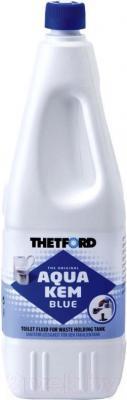 Жидкость для биотуалета Thetford Aqua Kem (2л, синий) - общий вид