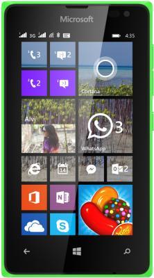 Смартфон Microsoft Lumia 435 Dual (зеленый)