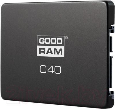 SSD диск Goodram C40 60GB (SSDPR-C40-060) - общий вид