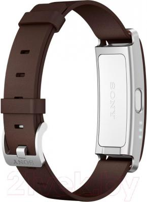 Фитнес-трекер Sony SmartBand SWR10 (коричневый) - общий вид