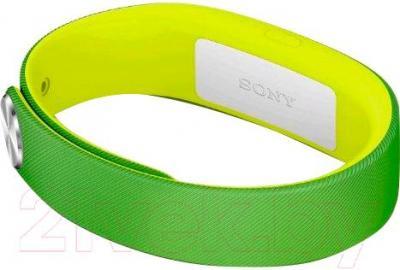 Фитнес-трекер Sony SmartBand SWR10 Fifa Edition - общий вид