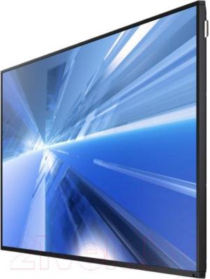 Профессиональный дисплей Samsung DM55D (LH55DMDPLGC/RU) - вполоборота