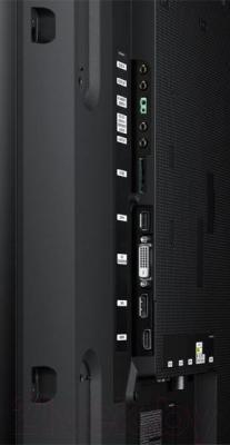 Информационная панель Samsung DM55D (LH55DMDPLGC/RU) - интерфейсы