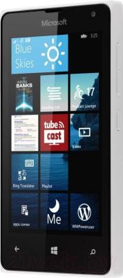 Смартфон Microsoft Lumia 435 Dual (белый)