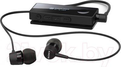 Наушники-гарнитура Sony SBH50 (черный)