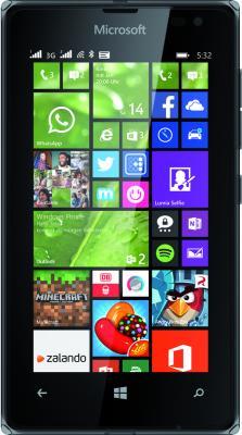 Смартфон Microsoft Lumia 532 Dual (черный)