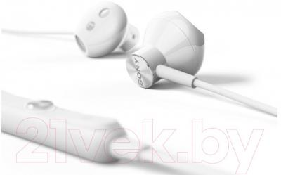 Наушники-гарнитура Sony STH30 (белый)