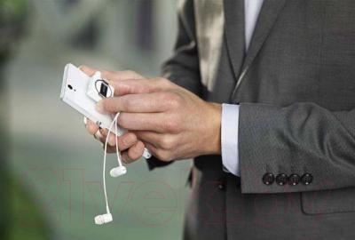 Наушники-гарнитура Sony SBH20 (розовый)