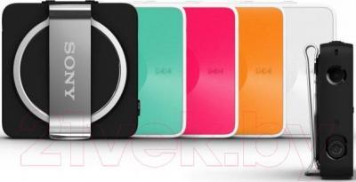 Наушники-гарнитура Sony SBH20 (черный)