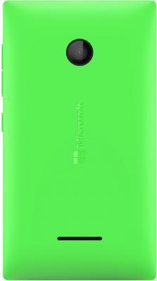 Смартфон Microsoft Lumia 532 Dual (зеленый)