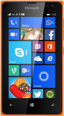 Смартфон Microsoft Lumia 532 Dual (оранжевый)