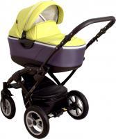 Детская универсальная коляска Coto baby Latina 2 в 1 (зеленый) -