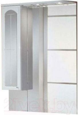Шкаф с зеркалом для ванной Акватон Эмилья 75 (1A011202EJ01L)