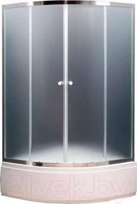 Душевой уголок Coliseum Otlon N 90 (тонированное стекло) - общий вид