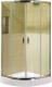 Душевой уголок Coliseum Classic КS-619А (90x90, матовое стекло) -