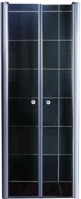 Душевая дверь Coliseum 7016 190x80 (матовое стекло)