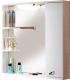 Шкаф с зеркалом для ванной Акватон Аттика 85 (1A003802AT01R) -