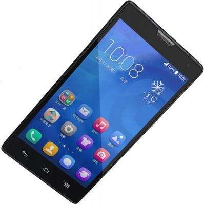 Мобильный телефон Huawei Honor 3C (серый)