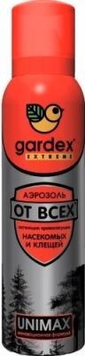 Спрей от насекомых Gardex Extreme 0150 (150мл)