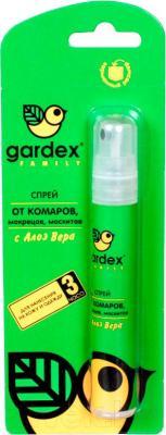 Спрей от насекомых Gardex Family 0142 (14мл)