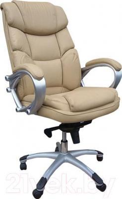 Кресло офисное Деловая обстановка Венера (бежевый)