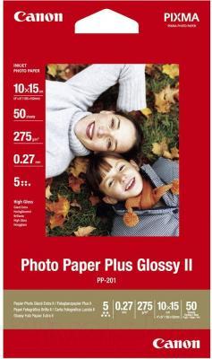 Фотобумага Canon Photo Paper Glossy PP-201 (2311B003) - общий вид