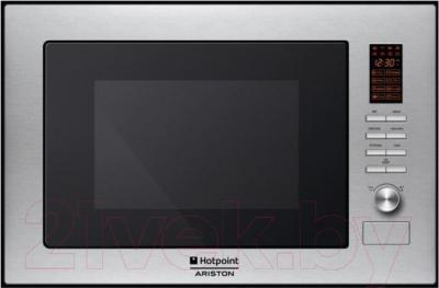 Микроволновая печь Hotpoint MWHA 222.1 X - общий вид