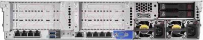 Сервер HP DL180 (K8J96A) - вид сзади