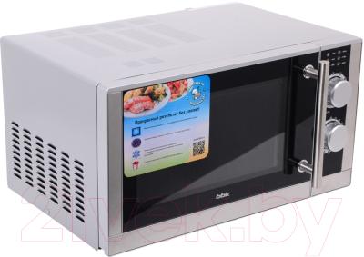 Микроволновая печь BBK 23MWS-929M/BX - вид спереди