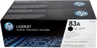 Комплект картриджей HP CF283AD -