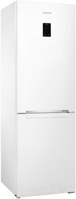 Холодильник с морозильником Samsung RB33J3200WW/WT - общий вид
