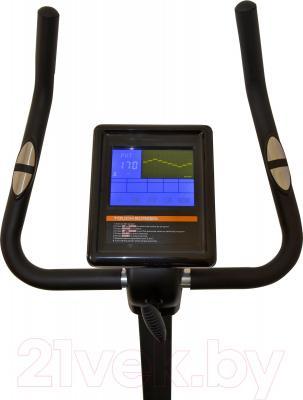 Велоэргометр Sundays Fitness K8715P-12 - рукоятки и панель управления
