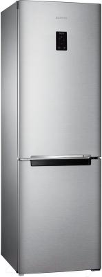 Холодильник с морозильником Samsung RB33J3220SA/WT - общий вид