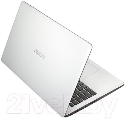 Ноутбук Asus X554LD-XO745D - вид сзади