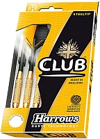 Дротики для дартса Harrows Club Brass 3х24gR / 5635 -