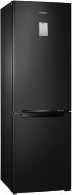 Холодильник с морозильником Samsung RB33J3420BC/WT - общий вид