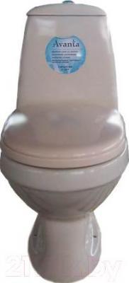 Унитаз напольный Avanta СТ-315 (слоновая кость)