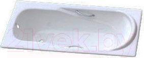Ванна чугунная Avanta B12 150x75 - общий вид