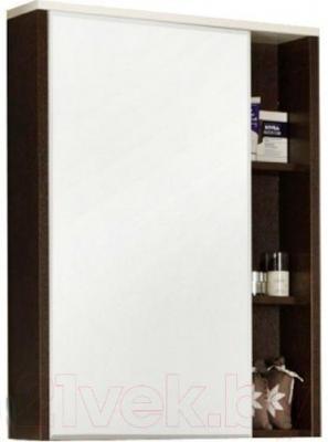 Шкаф с зеркалом для ванной Акватон Крит 65 (1A144202KT500)