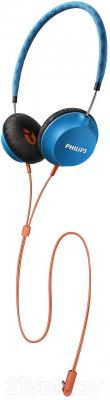 Наушники Philips SHL5100BL/00 - общий вид