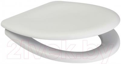 Сиденье для унитаза Cersanit Delfi - общий вид
