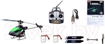 Радиоуправляемая игрушка MJX Вертолет F648(F48) - комплектация