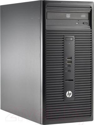 Системный блок HP 280 G1 MT (K8K51ES) - общий вид